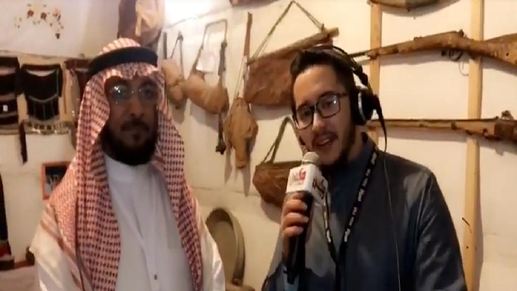 تغطيتنا من خلال فعالية #أيادينا٢ بالمنطقة التاريخية في محافظة #أملج